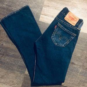 Levi's Jeans - Levi's Tough Boot Size 3M